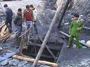Sập lò than, 1 công nhân tử nạn
