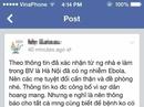Tung tin đồn dịch Ebola, cặp vợ chồng bị phạt 20 triệu đồng
