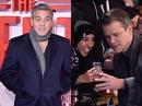 George Clooney, Matt Damon tỏa sáng trên thảm đỏ
