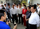 Thủ tướng Nguyễn Tấn Dũng thăm Khu xử lý rác Đa Phước