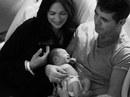 Simon Cowell tự hào khoe con trai đầu lòng Eric