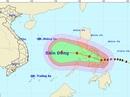 """Siêu bão Hagupit vào Biển Đông, 3 """"kịch bản"""" xảy ra"""