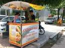 Cơm bụi mang đi lan ra đến Hà Nội