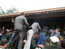 Huy động hơn 2.000 người bảo vệ đêm khai ấn Đền Trần