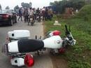 Thiếu úy CSGT tử nạn trên đường làm nhiệm vụ