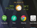 Tắt shortcut tạo tự động trên Home cho Android