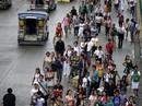 Bão Rammasun đi nhanh hơn dự kiến, 10 người thiệt mạng