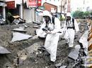 Quan chức Đài Loan từ chức sau vụ nổ khí gas