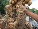 Gốc tre nghệ thuật vỉa hè hút khách Hà Nội