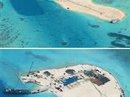 Trung Quốc tiếp tục mở rộng bãi Gạc Ma