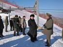 Kim Jong-un quyết tâm hoàn thành mục tiêu quân sự