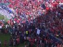 La Liga: Sập hàng rào, 68 cổ động viên bị thương