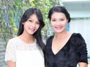 Con gái Kiều Trinh hạnh phúc đóng phim cùng mẹ