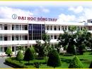 Trường ĐH Đồng Tháp công bố điểm chuẩn xét tuyển