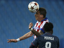 Mandzukic lập hat-trick, Atletico Madrid nhấn chìm Olympiakos