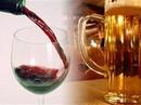 Rượu và sức khỏe ngày Xuân