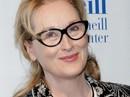 """Meryl Streep: """"Tôi từng ghét cái mũi mình kinh khủng"""""""