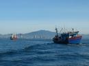 Khánh Hòa: Cứu nạn thành công tàu cá cùng 12 thuyền viên