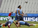 ANH - URUGUAY: Lo Rooney hơn sợ Suarez