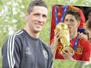 Tây Ban Nha công bố danh sách dự World Cup: Torres vẫn được gọi