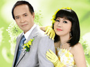 """Vợ chồng Thanh Điền - Thanh Kim Huệ: """"Chưa khi nào chán nhau!"""""""