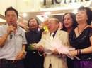 Nghệ sĩ hài tề tựu mừng thọ danh hài Tùng Lâm