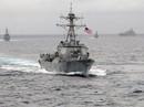 """Tàu Trung Quốc """"hẹn gặp lại"""" tàu Mỹ ở biển Đông"""
