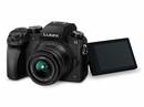 Panasonic G7 dáng chuyên nghiệp, quay video 4K trình làng
