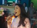 """Ngọc Lan """"liều"""" ca hát vì diễn viên Thành Lũy, Nguyễn Hoàng"""