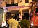 Cháy khách sạn ở phố cổ Hà Nội, khách tháo chạy