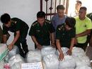 Phá đường dây ma túy xuyên quốc gia, thu giữ 5,5 tấn tiền chất ma túy