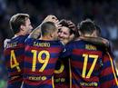 """Messi sút hỏng phạt đền, Barcelona vẫn thắng """"4 sao"""""""