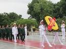 Đoàn Bộ Quốc phòng dâng hương tưởng niệm các anh hùng liệt sĩ
