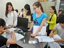 Nhiều trường công bố thí sinh trúng tuyển tạm thời
