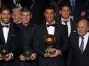 Cristiano Ronaldo: % lượng mỡ ít hơn siêu mẫu