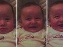 Clip tiếng cười lạ lùng của em bé Nga