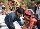 5.778 tấn gạo hỗ trợ người dân ăn Tết nguyên đán Ất Mùi