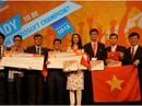 Nữ sinh Ngoại thương đoạt huy chương Đồng cuộc thi MOSWC