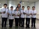 Việt Nam giành 6 HCV Olympic Toán châu Á-Thái Bình Dương