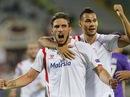 """Vua đấu cúp"" Sevilla lần thứ 4 vào chung kết Europa League"
