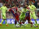 Ghi 3 bàn, Bayern Munich vẫn không cản nổi Barcelona