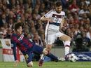 Messi bùng nổ, Barcelona nhấn chìm Bayern 3-0