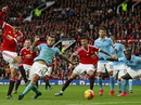 M.U - Man City 0-0: Van Gaal tiếc nuối, Pellegrini hài lòng