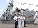 Hải quân có thêm 2 chiến hạm tên lửa nội hiện đại