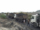 Phá đường dây khai thác hàng trăm tấn than trái phép