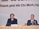 Thủ tướng Nga gặp doanh nghiệp tại TP HCM