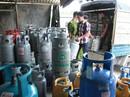 Triệt phá trạm chiết gas lậu