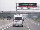 Mất trắng 700 triệu đồng trên đường cao tốc