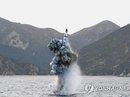"""Triều Tiên """"chế tạo"""" tàu ngầm lớn để phóng tên lửa"""