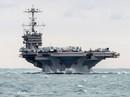 Mỹ triển khai cùng lúc 4 nhóm tàu sân bay